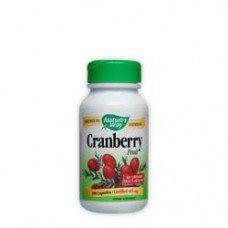 Нейчърс Уей  - Червена боровинка (плод), 465 mg 100 капсули , Nature's Way  Cranberry Fruit