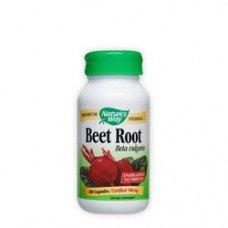 Нейчърс Уей  - Червено цвекло (корен), 500 mg 100 капсули , Nature's Way  Beet Root