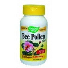 Нейчърс Уей  - Пчелен прашец, 580 mg 100 капсули , Nature's Way  Bee Polen