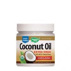 Нейчърс Уей  -  Кокосово масло, 474 ml , Nature's Way  Coconut Oil