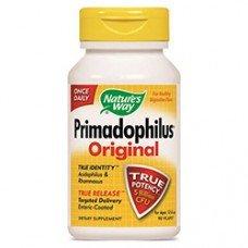 Нейчърс Уей  - Примадофилус 45mg, 90 таблетки, Nature's Way  Primadophilus