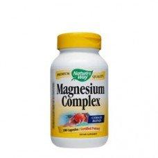 Нейчърс Уей  - Магнезиев комплекс, 250 mg 100 капсули , Nature's Way  Magnesium Complex