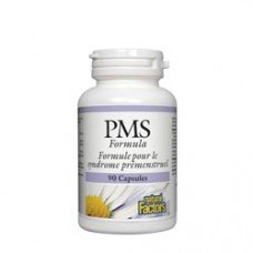 Нейчъръл Факторс  -ПМС формула 330 mg  90  капсули, Natural Factors -  PMS Formula