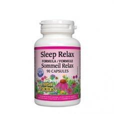 Нейчъръл Факторс  - Спокоен сън формула 325 mg  90 капсули , Natural Factors  Sleep Relax Formula