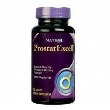 Natrol ProstatExcell 60 tabs, Уникална подкрепа за здравето на простата