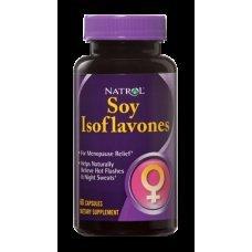 Natrol Soy Isoflavones 50mg 60 tabs,Най- доброто средство срещу менопаузата