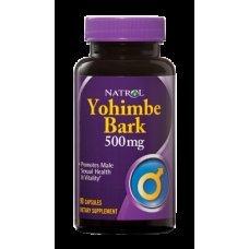 Natrol Yohimbe Bark 500mg 90 tabs,Натурален афродизиак за мъже и жени