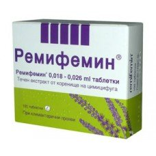 РЕМИФЕМИН 60 таблетки