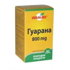 ГУАРАНА 800 мг. 30 таблетки