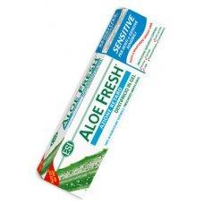 АЛОЕ ФРЕШ Сензитив гел за зъби 100мл., ALOE FRESH Sensitive