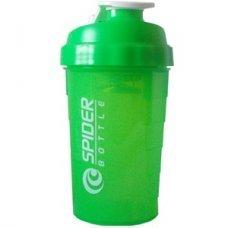 Spider Bottle Neon Green, шейкър