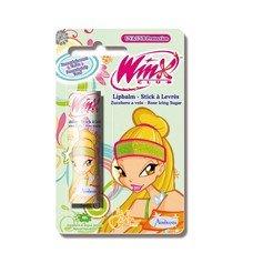 УИНКС Балсам за устни Стела с вкус на розова захар 5.7мл., WINX Lip balm STELLA