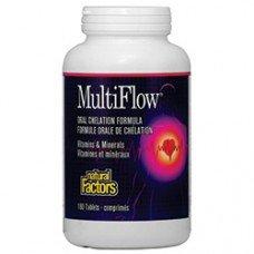 Нейчъръл Факторс  - МултиФлоу (Витамини и Минерали)  х 180 таблетки
