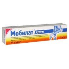 МОБИЛАТ крем 50гр., MOBILAT cream