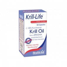 КРИЛ ЛАЙФ 500мг. 60 капсули, Krill Life