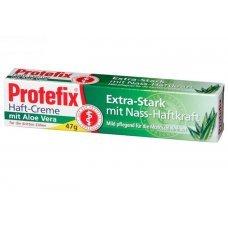 ПРОТЕФИКС Фиксиращ крем с Алое за зъбни протези, PROTEFIX ALOE