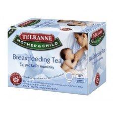 ЧАЙ ЗА КЪРМАЧКИ 20 филтърни пакетчета, TEEKANNE BRESTFEEDING TEA