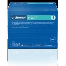 ОРТОМОЛ ВИТАЛ ЗА НЕЯ 30 дози, ORTHOMOL VITAL F Безплатна доставка