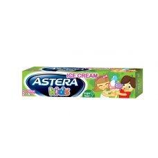 АСТЕРА КИДС СЛАДОЛЕД Паста за зъби 50мл., ASTERA KIDS ICE CREAM