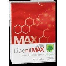 ЛИПОНИЛ МАКС 30 капсули, LIPONIL MAX