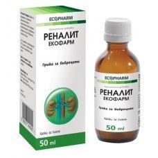 РЕНАЛИТ ЕКОФАРМ 50мл., Renalit