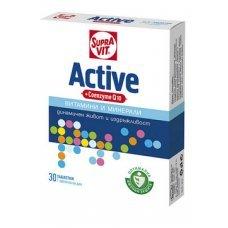 СУПРАВИТ АКТИВ 30 таблетки, SUPRAVIT ACTIVE