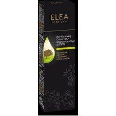 ЕЛЕА Крем депилатоар за тяло Арган 120мл., ELEA Hair Removing Cream Body