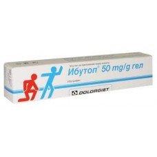ИБУТОП ГЕЛ при болки и възпаления на мускулите и ставите 50гр., IBUTOP gel