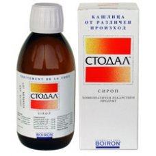 СТОДАЛ сироп за суха и влажна кашлица 200 мл., STODAL