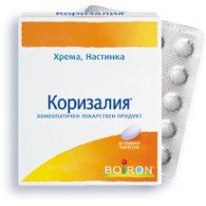КОРИЗАЛИЯ при ринит 40 таблетки, CORISALIA