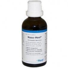 НАЗО ХИЛ хомеопатичен разтвор при ринит 30мл.,  NASO HEEL